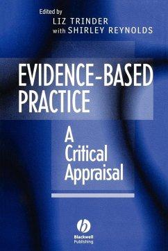 Evidence Based Practice - Reynolds S; Trinder