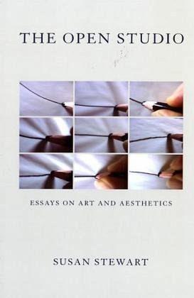the open studio essays on art and aesthetics