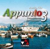 1 Audio-CD / Appunto Bd.3