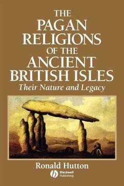Pagan Religions Ancient British - Hutton, Ronald
