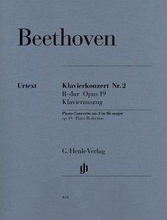 Konzert für Klavier und Orchester Nr. 2 B-dur op. 19 - Beethoven, Ludwig van - Klavierkonzert Nr. 2 B-dur op. 19
