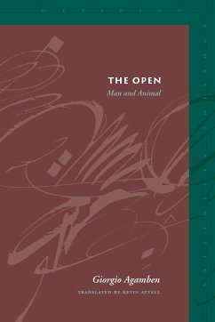 The Open: Man and Animal