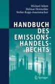 Handbuch des Emissionshandelsrechts