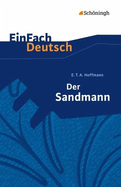 Der Sandmann. EinFach Deutsch Textausgaben - Hoffmann, E. T. A.