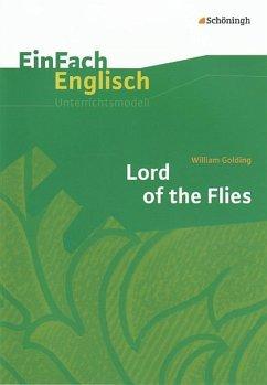 Lord of the Flies - Golding, William; Frenken, Wiltrud; Luz, Angela; Prischtt, Brigitte