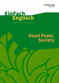 Dead Poets Society: Filmanalyse - Thaler, Engelbert
