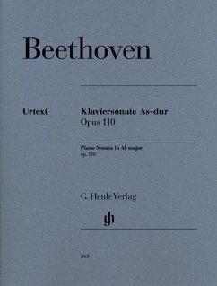 Klaviersonate Nr. 31 As-dur op. 110 - Beethoven, Ludwig van - Klaviersonate Nr. 31 As-dur op. 110