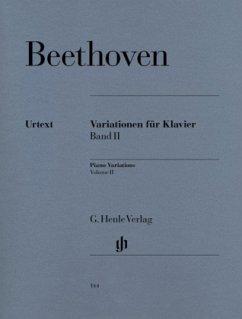 Variationen für Klavier