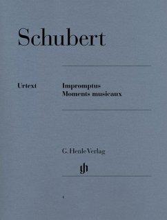 Impromptus und Moments musicaux - Schubert, Franz - Impromptus und Moments musicaux