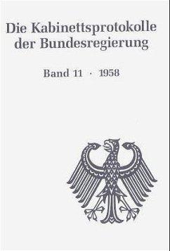 1958 - Weber, Hartmut / Enders, Ulrich / Schawe, Christoph (Bearb.) / Behrendt, Ralf / Henke, Josef / Rössel, Uta (Mitarb.)