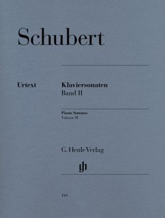 Klaviersonaten Band 2 - Schubert, Franz - Klaviersonaten, Band II