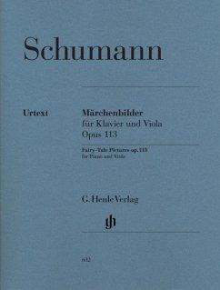 Märchenbilder für Viola und Klavier op.113