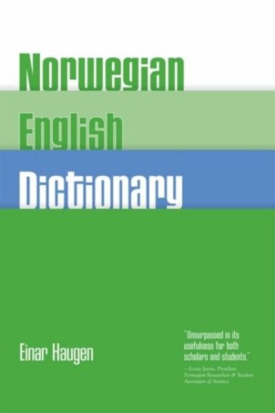 norwegian english dictionary a pronouncing and. Black Bedroom Furniture Sets. Home Design Ideas