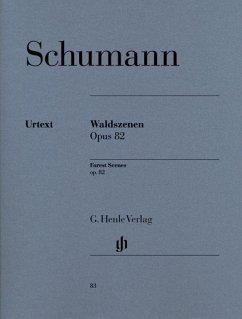 Waldszenen op.82, Klavier
