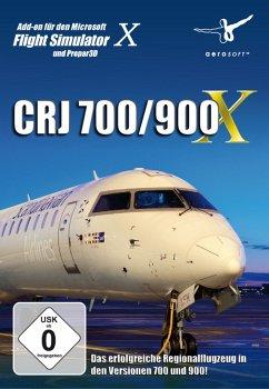 Flight Simulator X (FSX) - Digital Aviation CRJ (Addon)