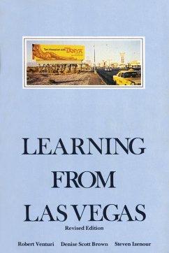 Learning From Las Vegas, revised edition - Venturi, Robert;Brown, Denise Scott;Izenour, Steven