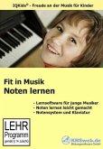 Fit in Musik: Notenlernen, 1 CD-ROM