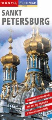 Fleximap Sankt Petersburg 1 : 12 500
