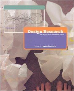 Design Research: Methods and Perspectives - Laurel, Brenda (ed.)