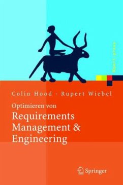 Optimieren von Requirements Management & Engineering - Hood, Colin; Wiebel, Rupert