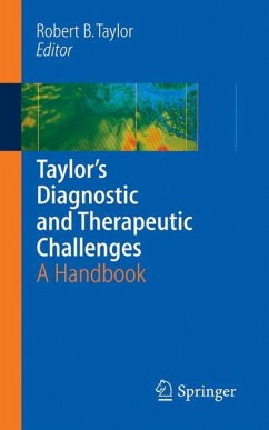Taylor's Diagnostic and Therapeutic Challenges - Taylor, Robert B. (ed.)