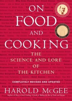 On Food and Cooking: The Science and Lore of th...
