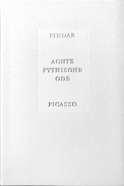 Achte Pythische Ode, Vorzugsausgabe - Pindar