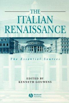 Italian Renaissance - Gouwens