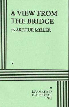 View from the Bridge - Miller, Arthur