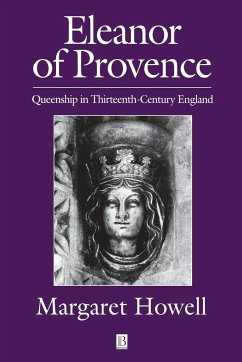 Eleanor of Provence - Howell, Margaret