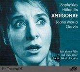 Antigonae, 2 Audio-CDs u. 1 DVD