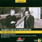 Die fliegenden Sterne, 1 Audio-CD / Pater Brown; Audio-CDs Bd.3
