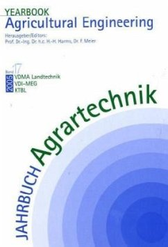 Jahrbuch Agrartechnik /Yearbook Agricultural Engineering