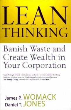 Lean Thinking - Womack, James P.; Jones, Daniel T.