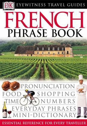 French Phrase Book - DK