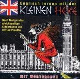 Englisch lernen mit der kleinen Hexe. CD