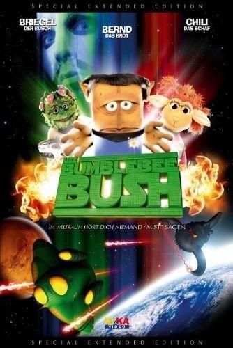 bernd das brot uss bumblebee bush film auf dvd. Black Bedroom Furniture Sets. Home Design Ideas