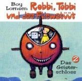 Das Geisterschloss, 1 Audio-CD / Robbi, Tobbi und das Fliewatüüt, Audio-CDs Tl.2
