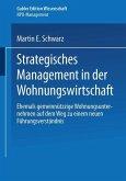 Strategisches Management in der Wohnungswirtschaft