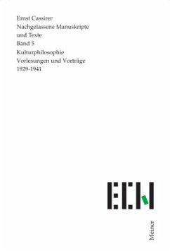 Zur Kulturphilosophie und zum Problem des Ausdrucks - Cassirer, Ernst
