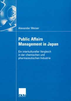 Public Affairs Management in Japan