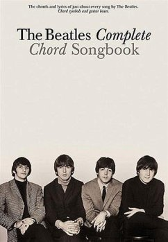 The Beatles Complete Chord Songbook - The Beatles