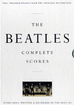 The Beatles Complete Scores - The Beatles