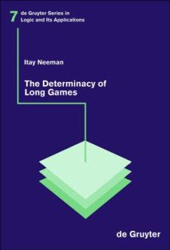 The Determinacy of Long Games - Neeman, Itay