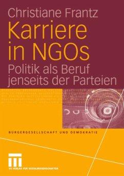 Karriere in NGOs - Frantz, Christiane