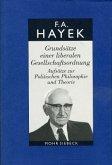 Grundsätze einer liberalen Gesellschaftsordnung / Gesammelte Schriften in deutscher Sprache Abt. A, Bd.5