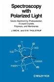 Spectroscopy with Polarized Light