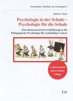 Psychologie in der Schule, Psychologie für die ...