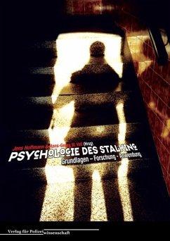 Psychologie des Stalking - Hoffmann, Jens; Voß, Hans-Georg