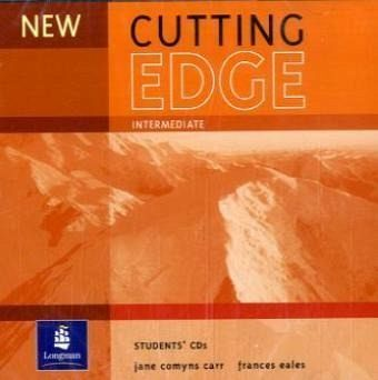 Cutting Edge Intermediate New Editions Student Audio CDs - Comyns-Carr, Jane